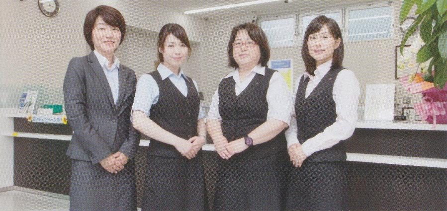 当金庫初!女性職員で運営する店舗