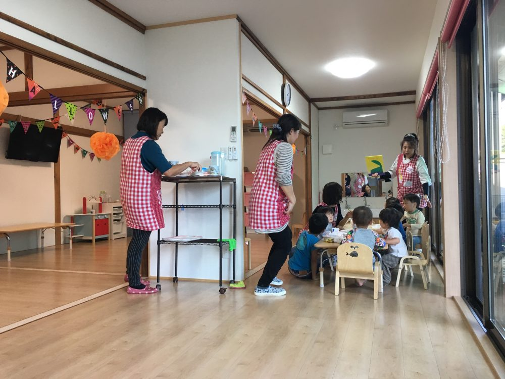 静岡市では第1号!企業が運営する保育園を設立