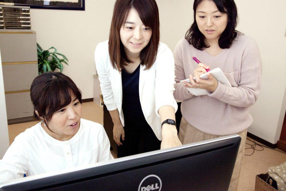 女性クリエイターが多い職場だったため、もともと制度が充実。2015年にさらに制度を見直し