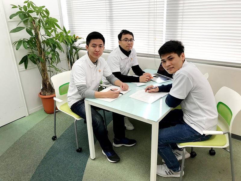 外国人労働者へ生活環境や日本語学習などのサポートも行う